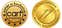 CARF and JCAHO Accredited